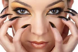 images7541520 Всегда модный макияж  кошачий глаз!